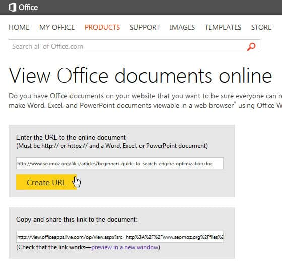 how to read a v5 document