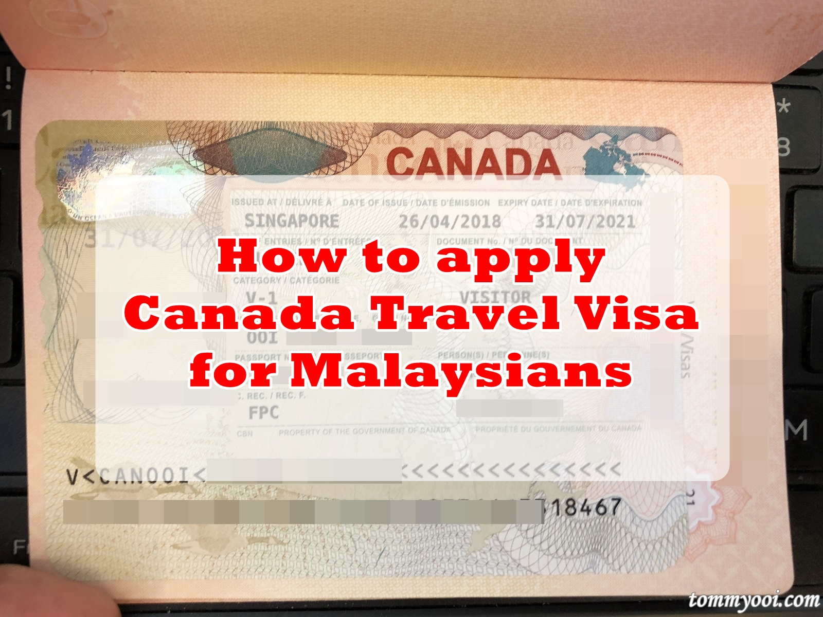 how to apply for travel document for canada