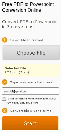 how to convert pdf into office document
