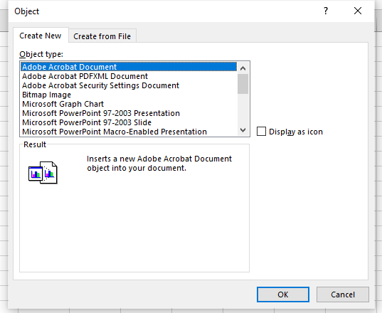 how to insert excel file in word document 2013