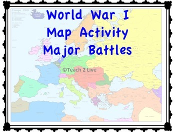 canada battles of ww1 document based lesson