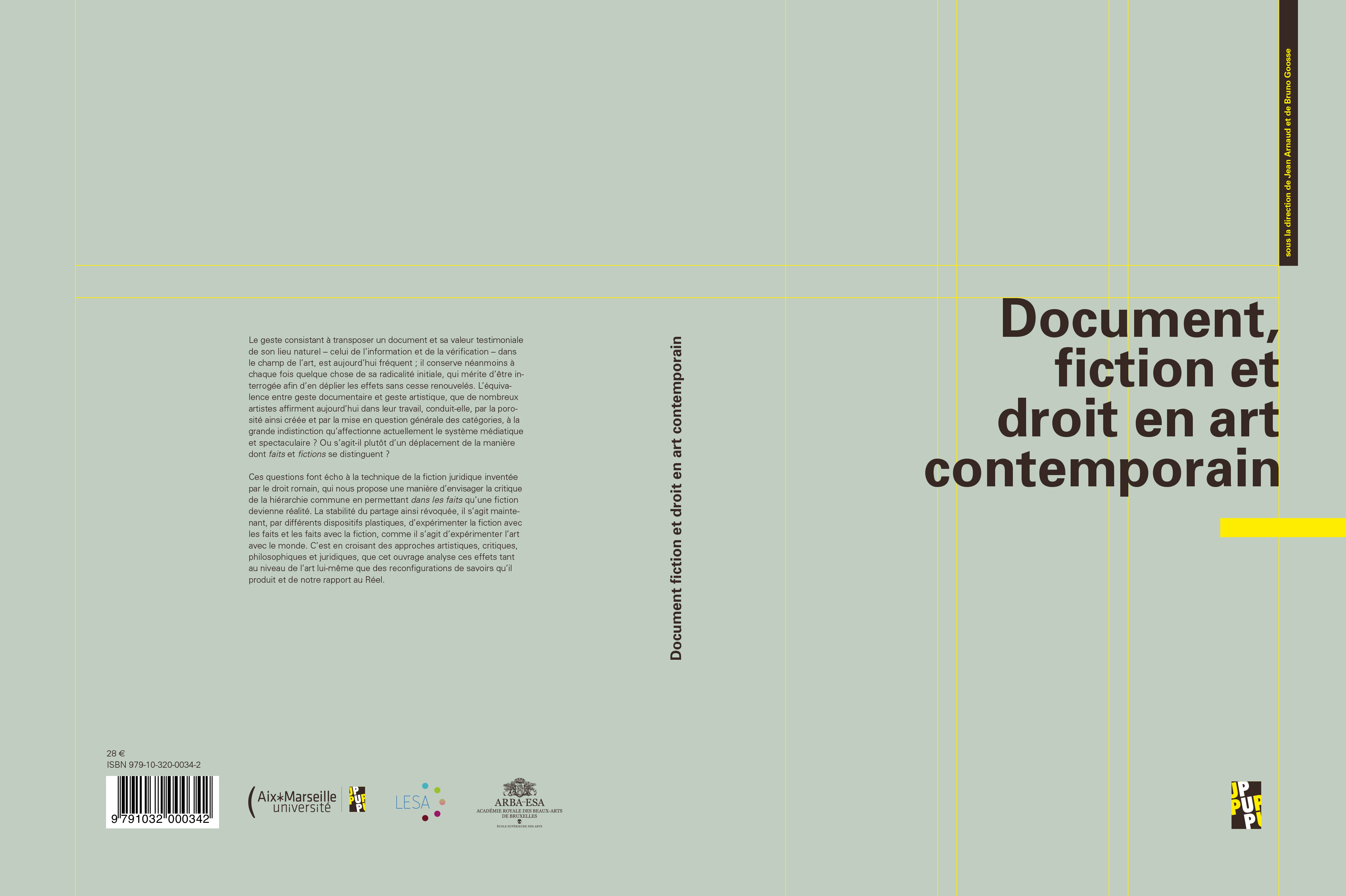 by mixing document and fiction