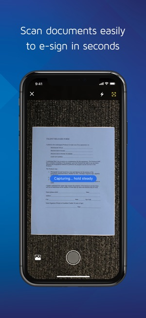 free document signing app for iphone