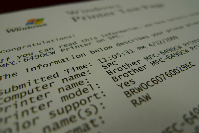 how to delete a printing document in queue
