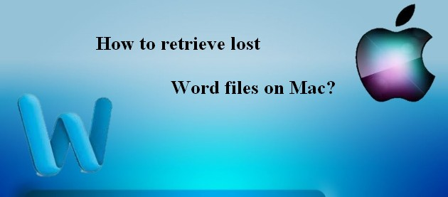 how to retrieve lost word document