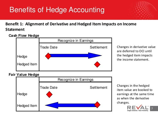 hedge accounting documentation example