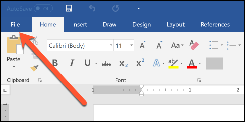 how to embed a word document