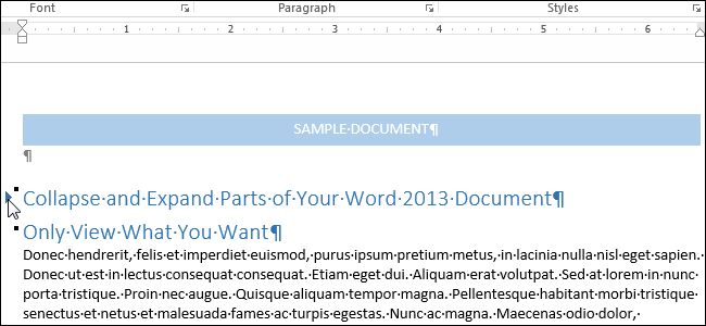 ocmpany name in word document