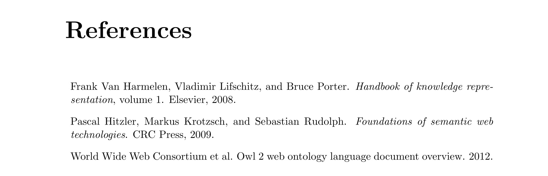 ordering references in as they appear in the document latex